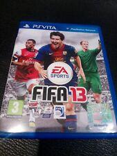 Playstation Ps Vita jeu FIFA 13