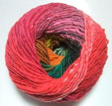 Noro Kureyon Wool Pink Teal Blue Yarn Per Skein 362 Lot A