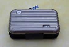 Lufthansa First Class Rimowa Amenity Kit Beauty Case Dunkelbraun NEU Versiegelt