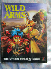 Wild Arms  game guide playstation
