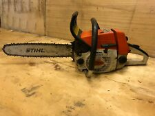 "STIHL 034AV 034 AV CHAINSAW   16"" BAR    RUNS GREAT!  C000"