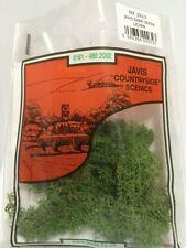 Javis Dark Green Lichen SCENIC Bush/ALBERO MATERIALE NUOVO STANDARD BAG