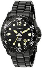 Bulova 98B242 Men's Sea King Precisionist Black Ion Plated  UHF 300M Watch