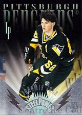 1996-97 Leaf Preferred Steel Power #8 Jaromir Jagr