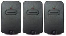 GTO Gate Opener, Comp Mighty Mule Transmitter Remote Key Chain or Visor 3 Pak
