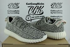 DS Adidas Yeezy Boost 350 Low Turtle Dove Gray Grey AQ4832 Sz 11 Kanye West