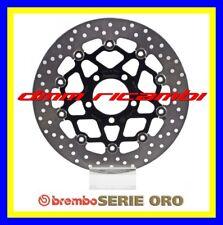 2 Dischi freno anteriori BREMBO ORO SUZUKI GSX-R 600 750 04>05 GSXR 2004 2005
