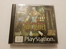 Legacy of Kain:Soul Reaver ps1 pal Aleman y completo