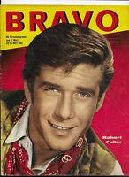 BRAVO Nr.11 von 1963 June Ritchie, Barbara Frey, Robert Fuller, Elvis Presley...