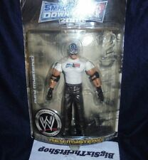 WWE Wrestling Smackdown vs Raw 2008 Exclusive Action Figure Rey Mysterio Jakks