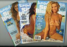 SPORTS ILLUSTRATED Swimsuit 2016 Magazine - 3 covers set/3 copies