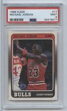 1988 Fleer Michael Jordan #17 PSA 9