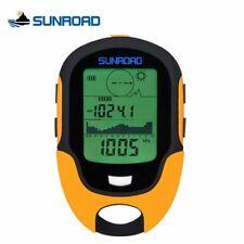 SUNROAD FR500 outdoor Waterproof Multifuncion barometric altimeter hygrometer