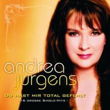 Du Hast Mir Total Gefehlt - 16 Große Single-Hits von Andrea Jürgens (2008)