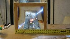 "15"" x 15"" Spot Fresnel Lens Famed dimensions Clear Spot"