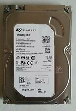 Seagate 1 TB Desktop HDD 7200rpm SATA    DP/N 06TFN1