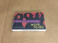 VANESSA WILLIAMS WORK TO DO FT. BLACK SHEEP FACTORY SEALED CASSETTE SINGLE