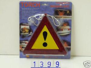Illuminated Warning Triangle-Original Packaging (1399)