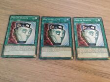 X3 Pot of Duality Mixed Sets Common Yu-Gi-Oh Card 1st Edition