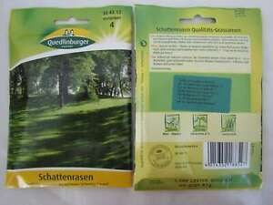 Schattenrasen Qualitäts-Grassamen - 104312 Quedlinburger AR5213
