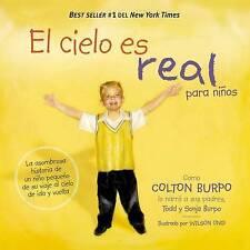 El cielo es real - edición ilustrada para niños: La asombrosa historia de un niñ