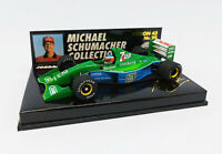 MINICHAMPS 1/43 Jordan F1 1991 Michael Schumacher Collection Seven Up 510914332