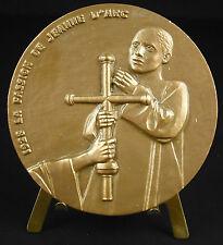 Medaille La Passion de Jeanne d'Arc 1928 par Carl Dreyer cinéma Denmark medal