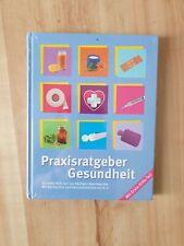 Praxisratgeber Gesundheit * Arztbuch * Naturheilmittel * erste Hilfe Teil * OVP