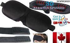 Sleeping Mask Sleep Travel 3D blind eye Cover Relax cotton Blindfold Soft Nap