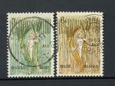 "Belgium 1963 SG#1853-4 ""8th May"" Peace Movement Used Set #A26943"