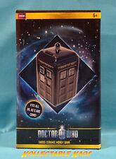 Doctor Who - TARDIS Ceramic Money Bank NEW IN BOX