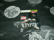 Thief Steelbook Limited Edition +DLC For Microsoft Xbox 360 Brand New Sealed