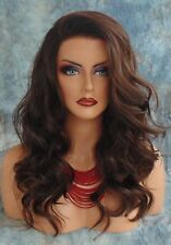 LACE FRONT WIG HEAT FRIENDLY GORGEOUS SEXY ROLLING WAVES FS4.30 US SELLER GW289