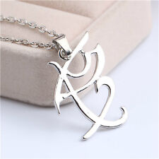 The Mortal Instruments: City of Bones Fearless Pendant Necklace Birthday Gift C1