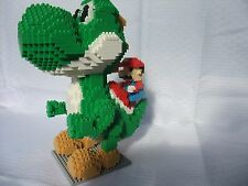 Super Mario, Luigi and Yoshi   (Magic Building Blocks)  Set 3
