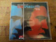 RARE ELVIS PRESLEY CD - SPANISH EYES - FORT BAXTER
