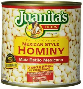 Juanita's The Original Mexican Style Hominy