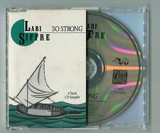 Labi Siffre 4-Track cd promo SO STRONG © 1988 WOLP9 - uk import - FUNK synth pop