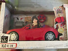 NEW IN SEALED BOX PROJECT MC2 H20 RC RED CORVETTE CAR NRFB
