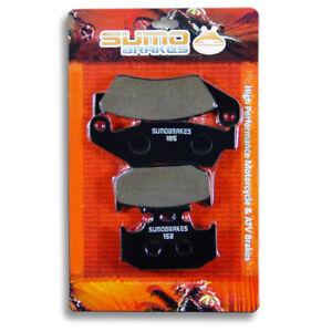 Motorcycle Sintered Front//L Brake Pads for KAWASAKI KDX 200 1993 1994