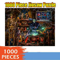 Halloween Theme 1000 Piece Adult Children Jigsaw Puzzle Gift Kid Educational Toy