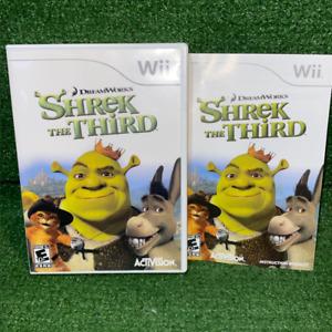Dreamworks Shrek The Third - Nintendo Wii Video Game