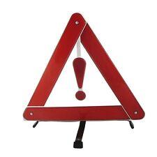 EMERGENCY WARNING HAZARD BREAKDOWN REFLECTING TRIANGLES SIGN FOLDABLE PORTABLE