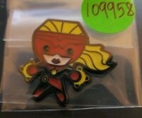 Disney Pin 109958 Marvel Kawaii Art Collection Mystery Pouch Ms Marvel Avengers
