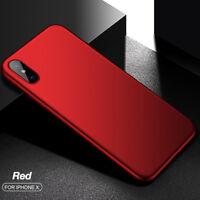 Coque Etui Cover Protection rigide Hard PC case pour iPhone X