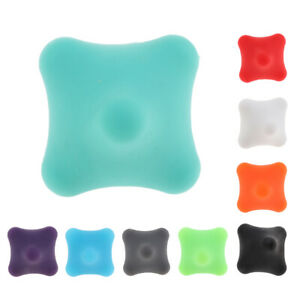 Silicone Feet Palm Muscle Hexagonal Pressure Point Acupressure Massage Ball