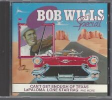 BOB WILLS SPECIAL (CD, 14 Songs, Get With It, Oklahoma Rag and more) - LIKE NEW
