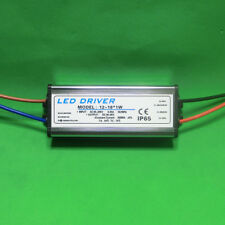 1~50x Waterproof AC LED Driver 12~18x1W Power Supply Lamp Light Bulb 12W 15W 18W
