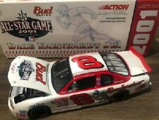 DALE EARNHARDT JR 2001 MLB ALL-STAR GAME BUD 1/24 ACTION DIECAST CAR 1/54,408