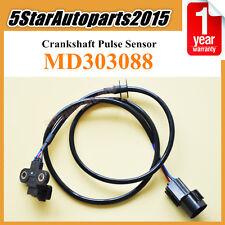 New Crankshaft Position Sensor For Mitsubishi FTO DE3A Galant EA5A EA5W MD303088